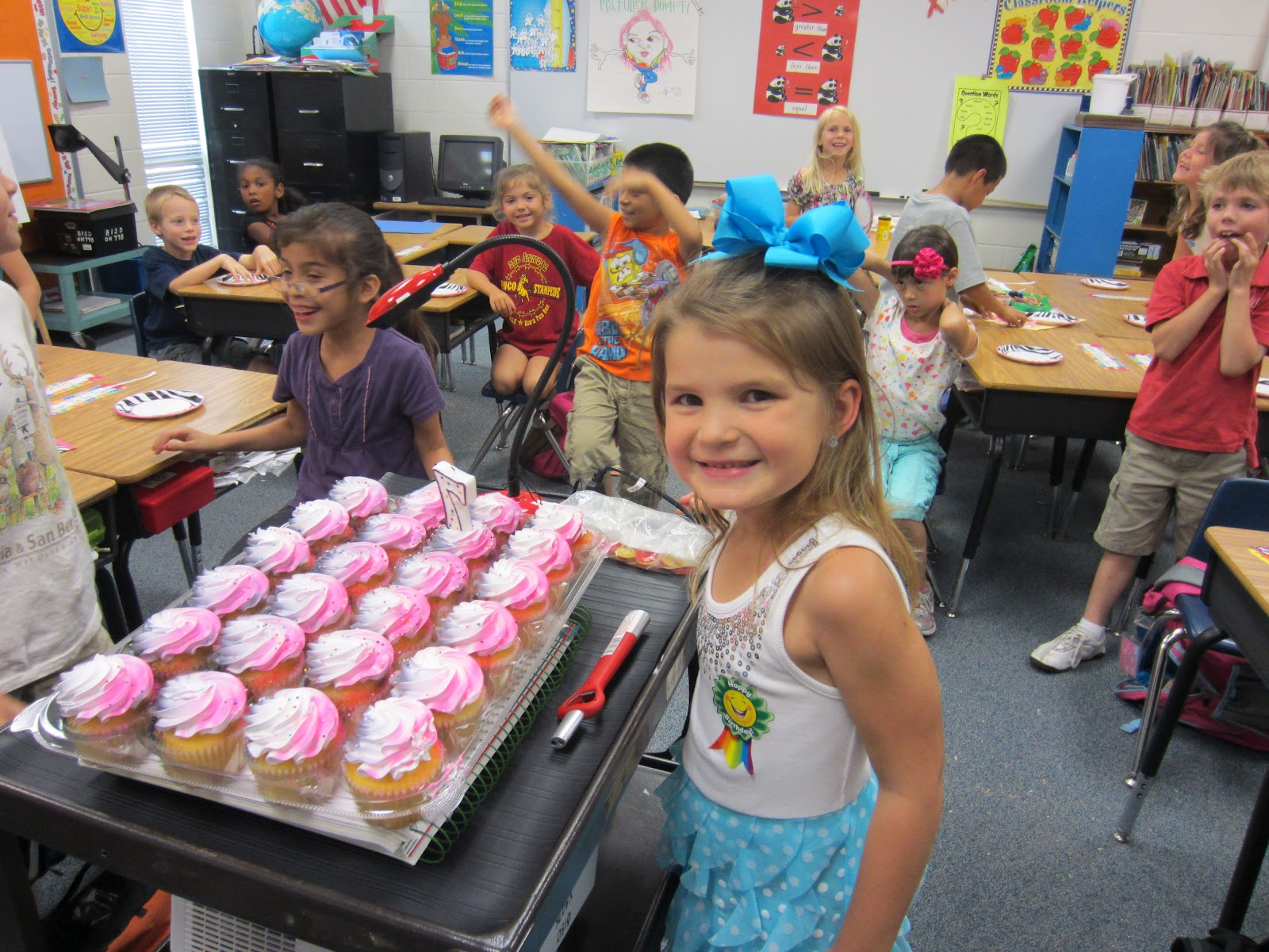 Image result for birthday at school