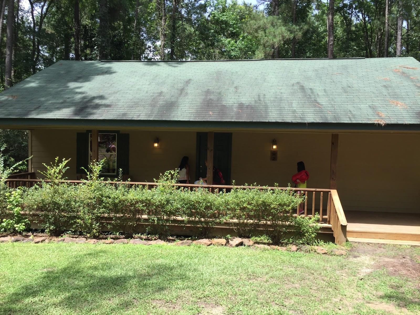 Meghan goes to Camp Cho-Yeh! – Schwertner Stories